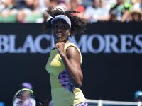 İlk yarı finalist Venus Williams
