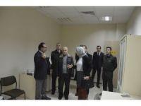 Albay Sinan Eren'den SAÜ'ye ziyaret