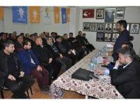 AK Parti Aydın'da Referandum Çalışmalarına Başladı