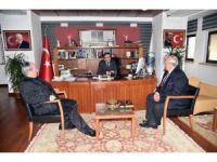 ASO'dan Başkan Tiryaki'ye ziyaret