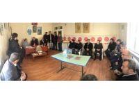 MHP Aydın İl Teşkilatı Çine'de ziyaretlerde bulundu