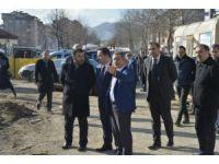 Fatsa Belediyesi hizmet binası inşaatı yükseliyor