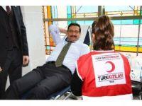 Keçiören Belediyesi'nden kan bağışı kampanyası
