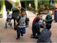 Devlet Aydın'da 82 çocuğa sahip çıktı