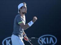 Milli tenisçi Kaya Göre Avustralya Açık'ta çiftlerde çeyrek finalde