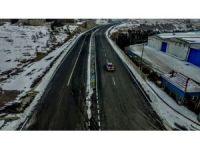 Sultan Abdülhamid Han Bulvarı'ndan Günde 6 Bin 400 Araç Geçiyor