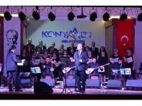 """Konyaaltı Belediyesi'nden """"Anadolu'nun Sesi"""" konseri"""
