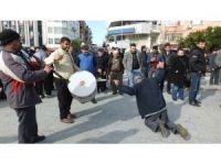 Deve güreşlerinin Kırkpınarı hafta sonu Burhaniye'de yapılacak
