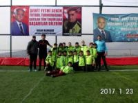 Manisa BBSK altyapısı turnuvalara katıldı