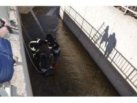 Kanalda erkek cesedi bulundu