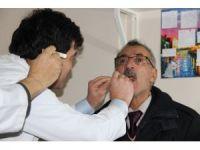 Antibiyotik kullanımına karşı Antijen testi