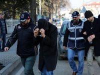 Bolu merkezli FETÖ operasyonunda 'ByLock' kullanan 9 kişi tutuklandı