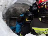 İtalya'daki çığ felaketinde ölü sayısı 14'e yükseldi