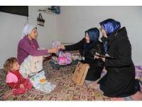 Şehitkamil'den anneleri duygulandıran ziyaret