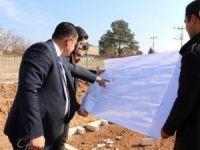 Ceylanpınar'da Planlı Hazır Mezar Uygulaması Başlatıldı