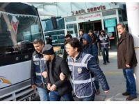 Karabük'te FETÖ operasyonu: 10 gözaltı