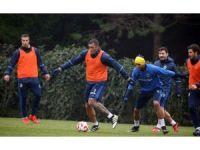 Fenerbahçe'de Amed maçı hazırlıkları tamam