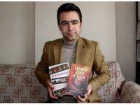 Mehmet Ali Çelik ikinci kitabının imza gününü düzenleyecek