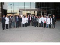 Adıyaman Üniversitesi Eğitim ve Araştırma Hastanesinin kalitesi tescillendi