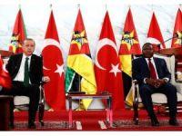 Erdoğan'dan Mozambik'e dost tavsiyesi