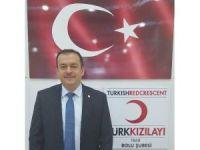 Türk Kızılayı Bolu Şube Başkanı:
