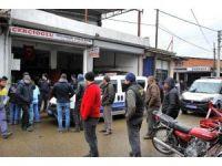 Manisa'da iş yerinde patlama: 3 yaralı