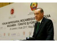 """Cumhurbaşkanı Erdoğan: """"Resmi pasaportlar için vizeler kaldırıldı"""""""