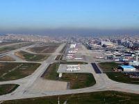 Atatürk Havalimanından 4 günde 58 kişi ABD'ye gidemedi