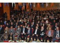 Tunceli'de AK Parti Genişletilmiş İl Danışma Meclisi toplantısı