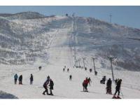 Tunceli kış turizminde de atakta