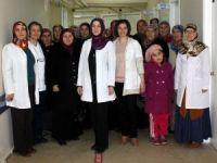 Aksaray'da kanser taramaları ücretsiz yapılıyor