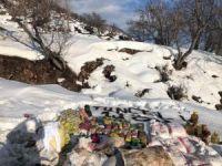 Tunceli'de teröristlere ait sığınak ve çok sayıda malzeme ele geçirildi