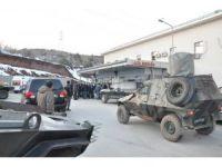 Konteynırda saklanan PKK'lılarla çatışma çıktı
