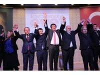"""Ekonomi Bakanı Zeybekci: """"Yeni sistemin CHP'ye de faydası olacak"""""""
