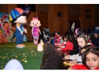 Aksaray Belediyesi Pepee ile minikleri buluşturdu