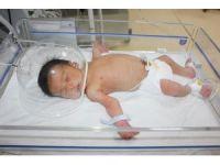 Aksaray'da 2016 yılında 3 bin 680 bebek dünyaya geldi