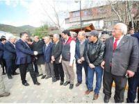 Vali Al, Bahçe'de muhtarlar ve STK temsilcileri ile bir araya geldi