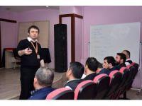 Aksaray Belediyesinde müdürlere yönetim becerileri eğitimi