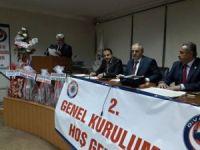 Siirt Diva-Sen Genel Kurul Toplantısı yapıldı