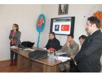 Şavşat'ta seçim güvenliği toplantısı yapıldı