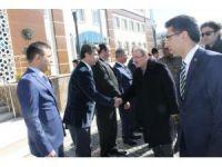 İçişleri Bakan Yardımcısı Öztürk Siirt'te