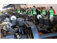 Bursa raylı sistemler sektöründe hedef pazar Avusturya