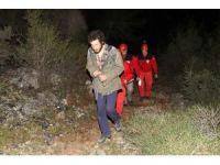 Ormanda Kaybolan Üniversite Öğrencilerini AKUT Buldu