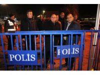 FETÖ'nün suikast timi duruşması öncesi Muğla'da geniş güvenlik önlemi