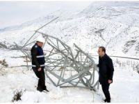 Dicle Elektrik'ten eksi 18 derecede hizmet