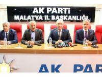 """AK Parti Malatya İl Başkanı Kahtalı: """"Cumhurbaşkanı Erdoğan'ın mitingine 100 bin kişi katıldı"""""""