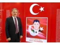 Başkan Çakır, Cumhurbaşkanına bağlama hediye eden alevi vatandaşlara baskı olduğunu söyledi