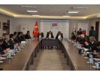 Kırıkkale'de İşadamları istihdam için buluştu