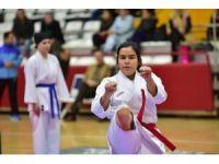 Osmaniye'de Karate İl Birinciliği yapıldı