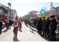 Kurtuluş törenleri, mehteran gösterisi ve ciritçilerin geçişiyle renklendi